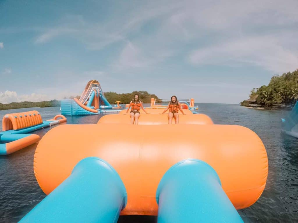 Best Inflatable Floating Water Park