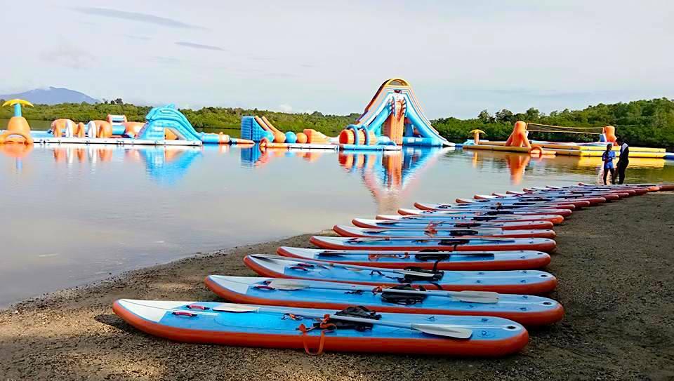 water play park 10 kamia resort